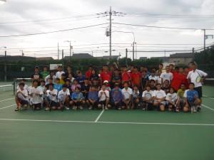 テニス アカデミー