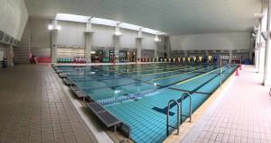 城西大学室内温水プール