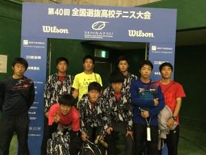 全国選抜高校テニス大会 3