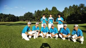 日本ジュニアゴルフ選手権③