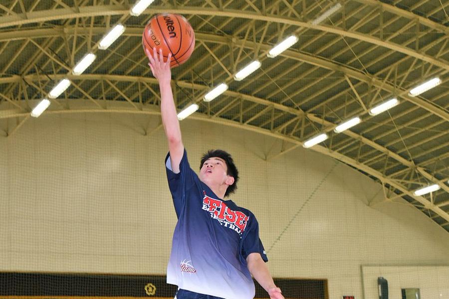 バスケットボール部(男子)の写真