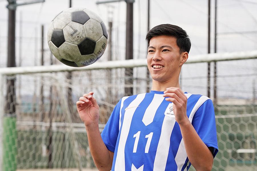 進学コース(スーパーサッカー)の写真