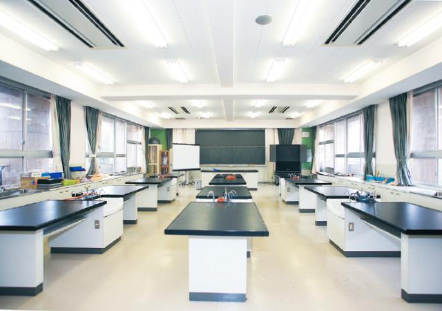 理科室の写真