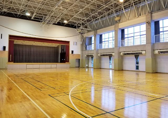 第二体育館の写真