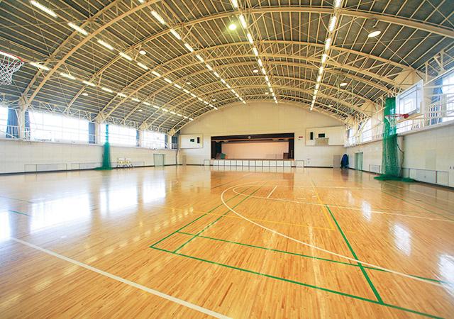 第一体育館の写真