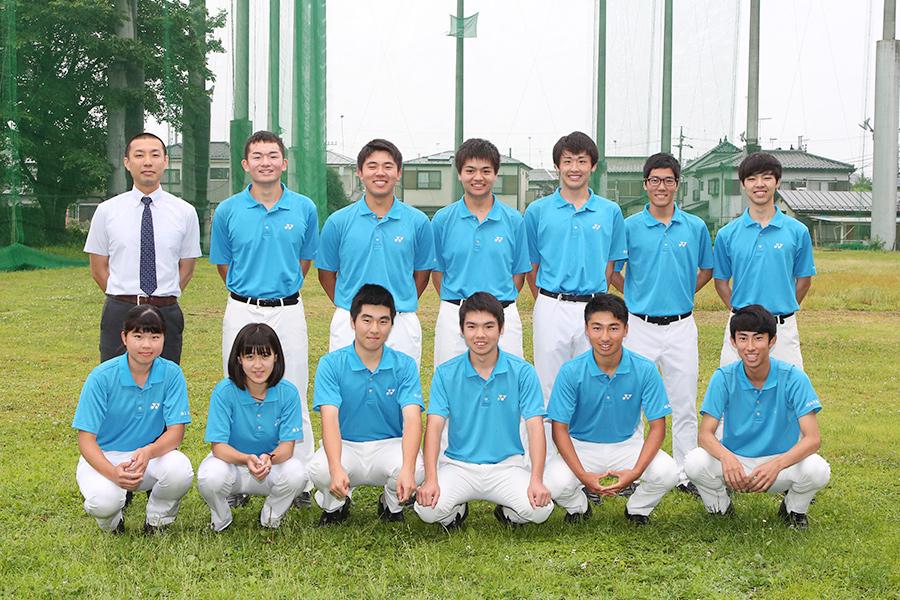 ゴルフ部の写真
