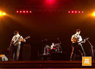 軽音楽部クラブ写真