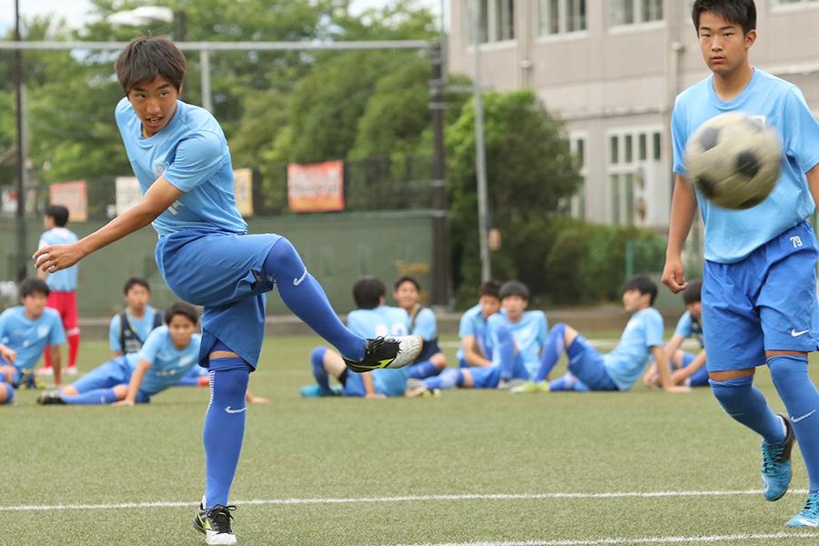 サッカー部(男子)の写真